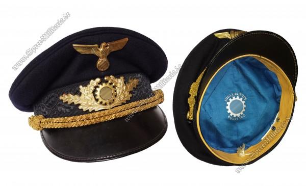 DAF Schirmmütze für Offiziere
