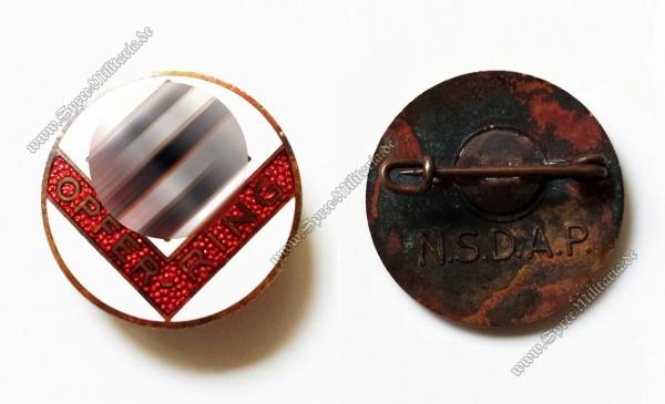 Opfer-Ring Mitgliedabzeichen[N.S.D.A.P.]