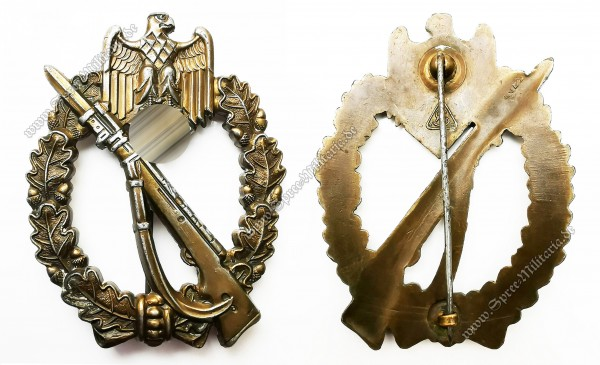Bronce Infantry Assault Badge[AS]