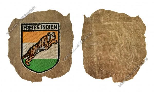 Wehrmacht/Heer Ärmelabzeichen für Freiwillige der Indischen Legion