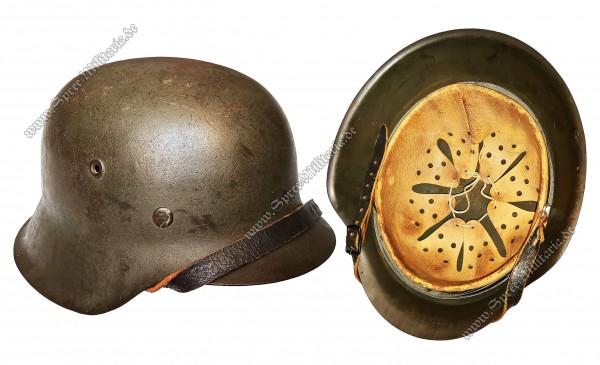 """Wehrmacht Steel Helmet M42 """"Ckl66"""""""