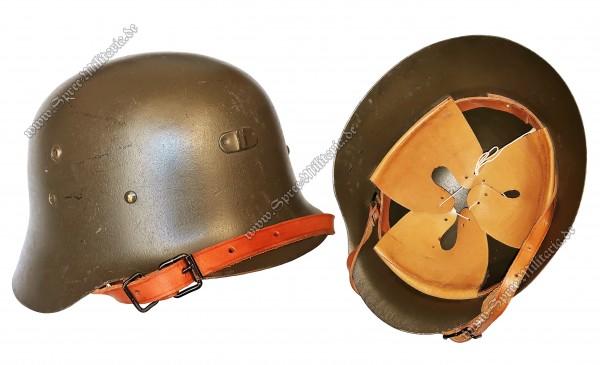 "Spanien/Marokko-Krieg Stahlhelm M42/79 ""Modelo Z"""