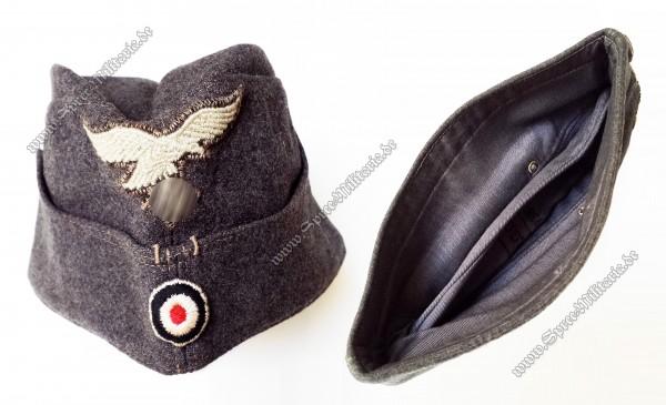"""Luftwaffe Schiffchen für Regiment """"General Göring"""" Mannschaften"""