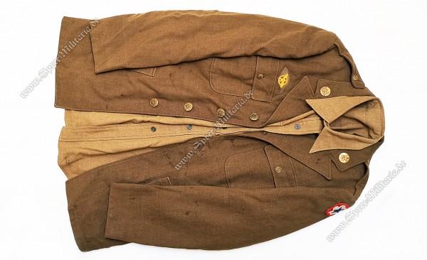 """U.S. WWII """"Ruptured Duck"""" Uniformjacke/Hemd Mannschaften"""