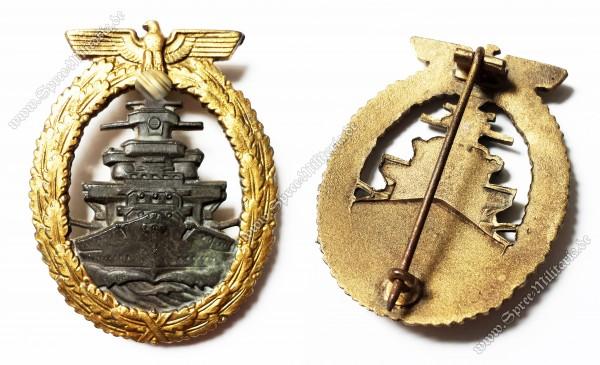 Marine Flotten-Kriegsabzeichen(Baquville)