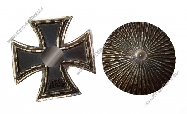 Eisernes Kreuz(1939) 1.Klasse an Sternschraube
