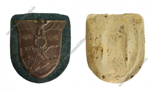 Krim 1941 - 42 Sleeve Shield