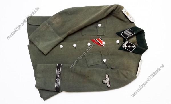Uniformjacke M36 XX-Obersturmführer LAH Infanterie