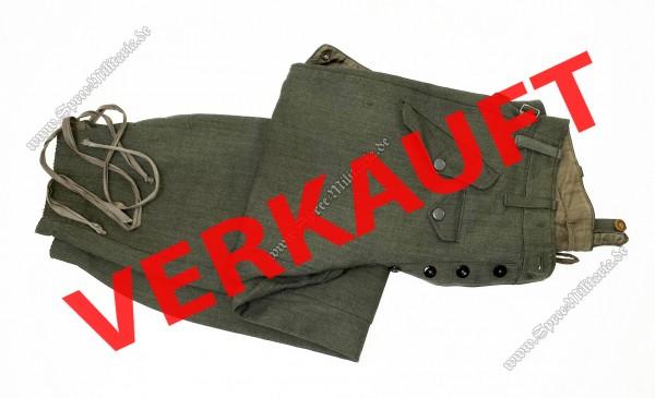 Luftwaffe Hose für Fallschirmjäger(1.Modell)