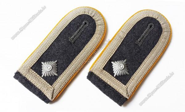 Luftwaffe Schulterklappen Flieger/FJ Unteroffizier