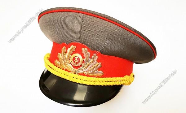 NVA Schirmmütze General der DDR Landstreitkräfte