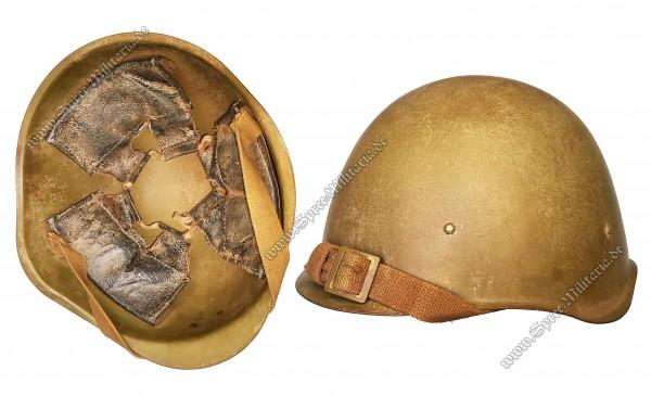 Russland WWII Soviet Stahlhelm Ssh40