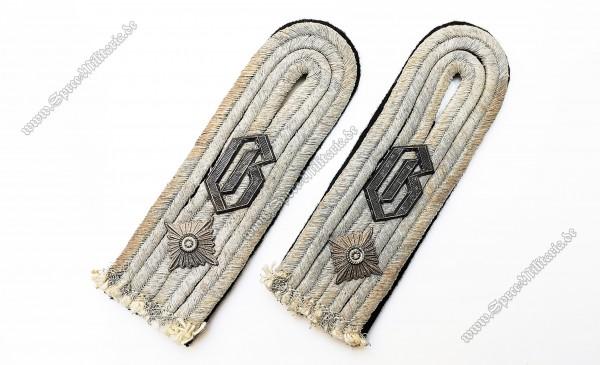 """W-SS Schulterklappen Obersturmführer SS-Division """"Germania"""""""