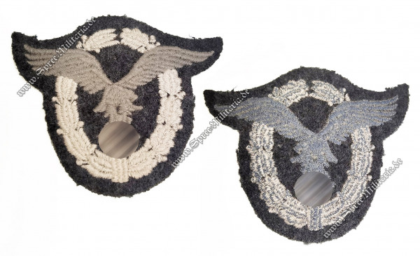 Luftwaffe EM/NCO Pilots Badge Cloth Type