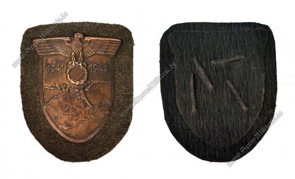 Krim Shield 1941 - 1942