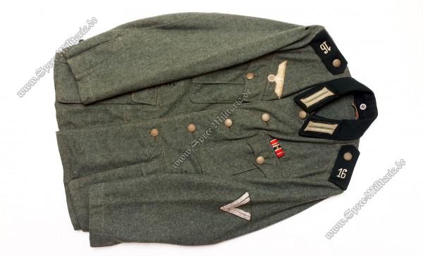 Wehrmacht Feldbluse M36 Jäger-Regiment(16) Obergefreiter