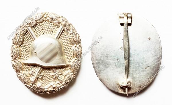 Verwundeten-Abzeichen(1939) in Silber[1.Modell]