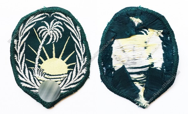 Wehrmacht Afrikakorps Sleeve Patch Special Unit 288