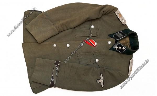 W-SS Offiziersfeldbluse Leibstandarte[LSSAH] Obersturmführer