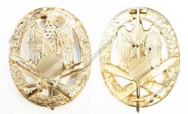 Silver General Assault Badge[Juncker]
