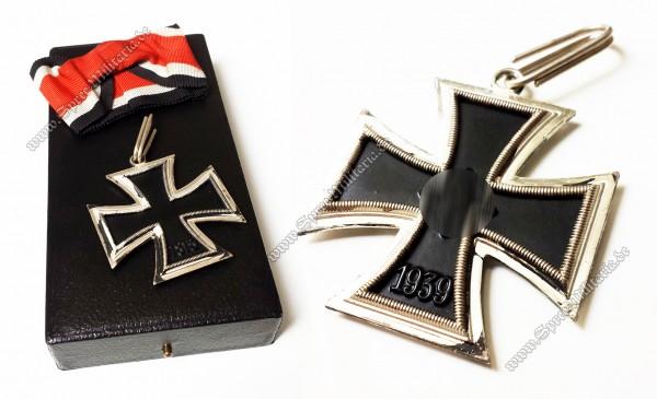 Ritterkreuz des Eisernen Kreuz(1939) im Etui