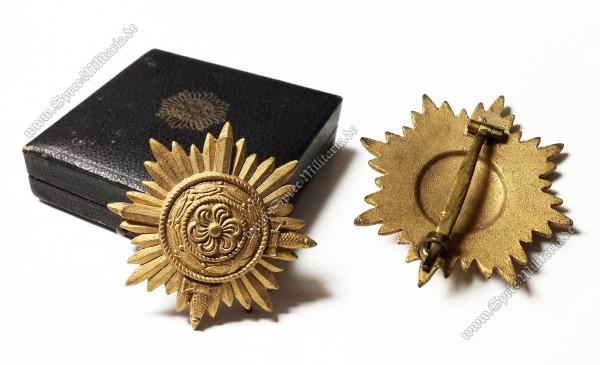 Tapferkeitsauszeichnung für Ostvölker 1.Klasse/Gold