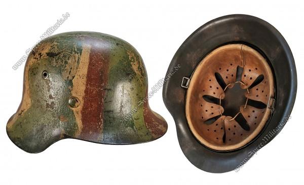 """Wehrmacht Tarn Stahlhelm M42 """"CKL64"""""""