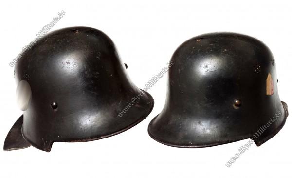 III.Reich Feuerwehr Stahlhelm M34