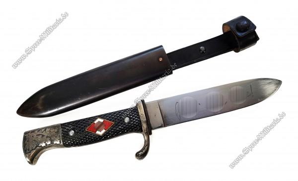 Hitleryouth(HJ) Camp Knife Honour Present[Wagner&Lange/Solingen]