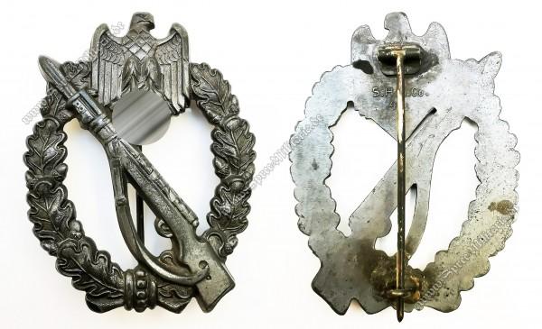 Infanterie-Sturmabzeichen in Silber[SHuCo]
