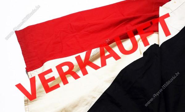 Kaiserliche Nationalfahne(schwarz - weiss - rot) 230 x 115cm