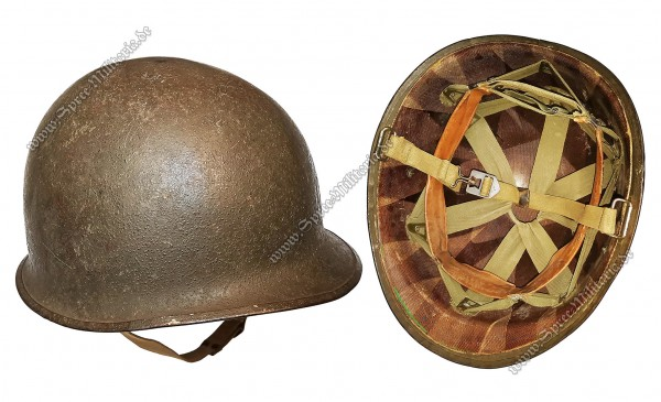 "US-Army WWII Stahlhelm M1 ""McCord"""