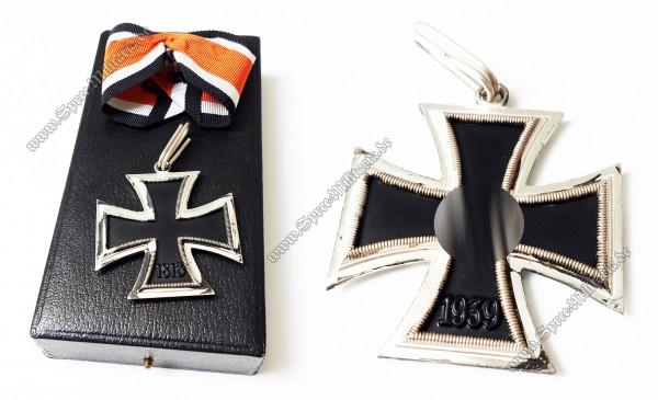 Ritterkreuz(1939) des Eisernen Kreuzes im Etui[S&L]