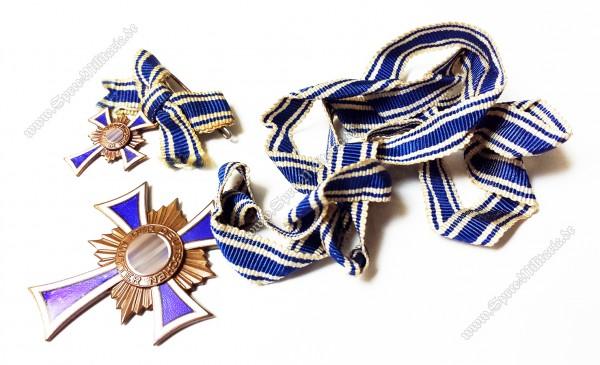 Bronce Mothers Honours Cross +Miniature