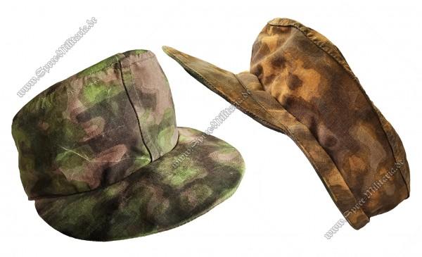 "W-SS Camouflage Fieldcap M42 ""Blurred Edge"""