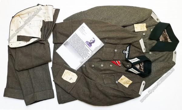 Wehrmacht Ritterkreuzträger Uniform Ensemble[1944] - MINT