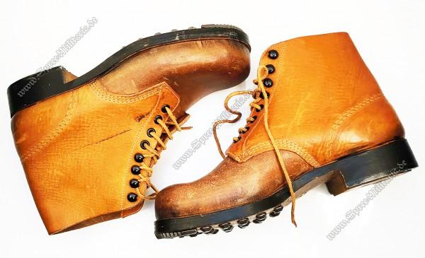 Wehrmacht/W-SS/Luftwaffe Uniform Ankle Boots[Dutch Manufacturer]