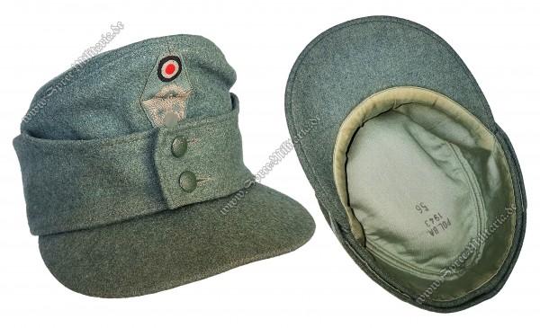III.Reich Polizei Feldmütze M43 für Mannschaften