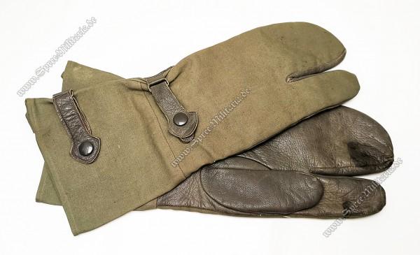 Wehrmacht Handschuhe für Kradschützen