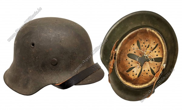 """Wehrmacht Steel Helmet M42 """"ET62"""""""