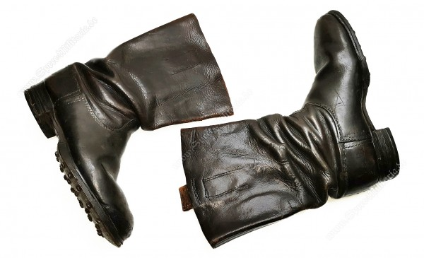 Wehrmacht/Waffen-SS Marching Boots EM/NCO