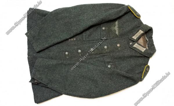 Wehrmacht Uniform/Feldbluse M43 Aufklärung Mannschaften